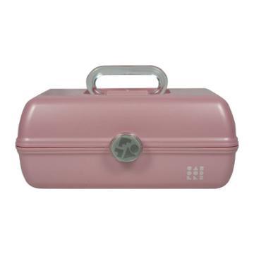 Caboodles Makeup Bag On The Go Girl - Prism Pink, Adult Unisex