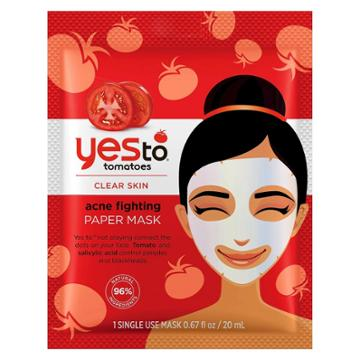 Yes To Tomatoes Acne Fighting Paper
