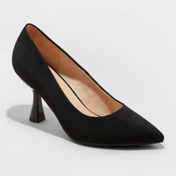 Women's Francesca Heels - A New Day Black