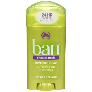 Ban Invisible Shower Fresh