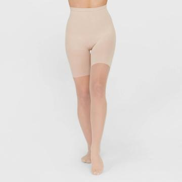 Assets By Spanx Women's High-waist Perfect Pantyhose - Nude