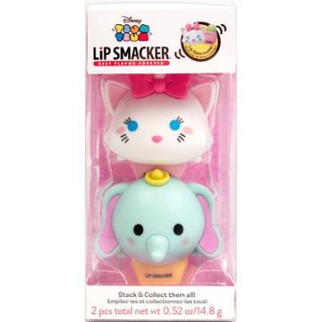 Lip Smacker Disney Tsum Tsum Lip Balm Duo - Dumbo And