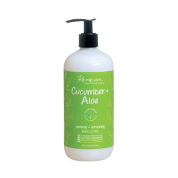 Renpure Cucumber Aloe Soothing And Refreshing Body Lotion