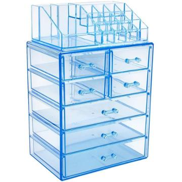 Sorbus Cosmetic Makeup And Jewelry Case Organizer -