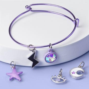 More Than Magic Girls' Bangle Bracelet Set - More Than