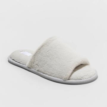 Women's Capri Slide Slippers - Stars Above Gray S (5-6), Women's, Size:
