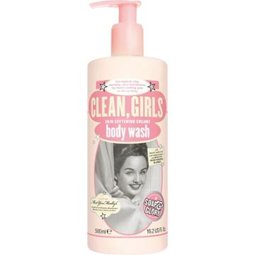 Soap & Glory Mist You Madly Clean, Girls Creamy Body Wash