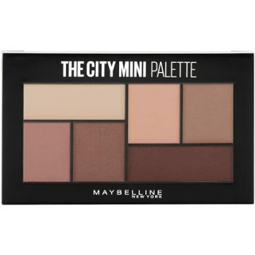 Maybelline City Mini Eyeshadow Palette 480 Matte About Town