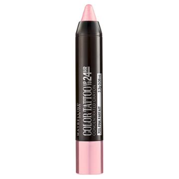 Maybelline Eye Studio Color Tattoo 24hr Concentrated Crayon - 705 Pink Parfait