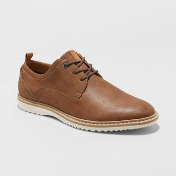 Men's Andres Oxford Shoes - Goodfellow & Co Brown