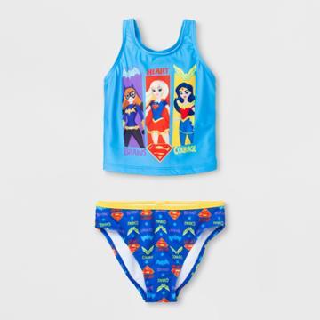 Target Girls' Supergirl Tankini
