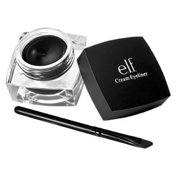 E.l.f. Cream Eyeliner Black - .17oz