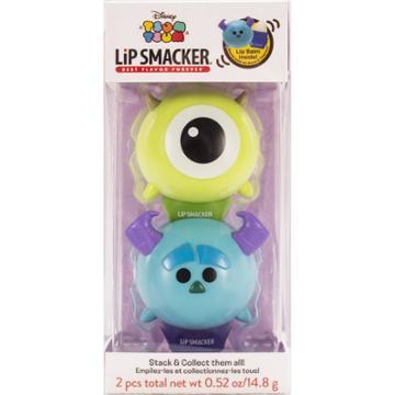 Lip Smacker Disney Tsum Tsum Lip Balm Duo - Mike Wazowski And