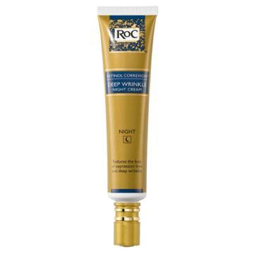 Roc Retinol Correxion Deep Wrinkle Anti-aging Night Face Cream - 1oz, Adult Unisex