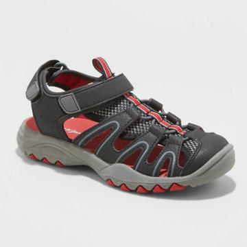 Boys' Juno Hiking Sandals - Cat & Jack Black