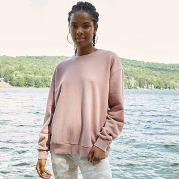 Women's Oversized Sweatshirt - Wild Fable