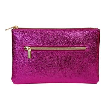 Allegro Zipper Pouch - Pink