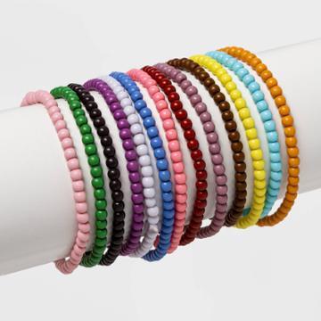 Ev Lgbt Pride Pride Gender Inclusive Beaded Bracelet