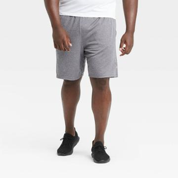Men's 9 Train Shorts - All In Motion Gray