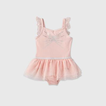 More Than Magic Toddler Girls' Dance Skirted Leotard - More Than