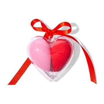 Valentines Day Heart Shaped Sponge Blenders 2pk - Target Beauty