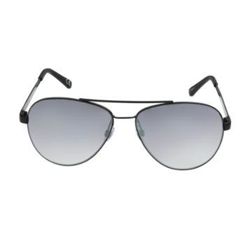Men's Aviator Sunglasses - Goodfellow & Co Black