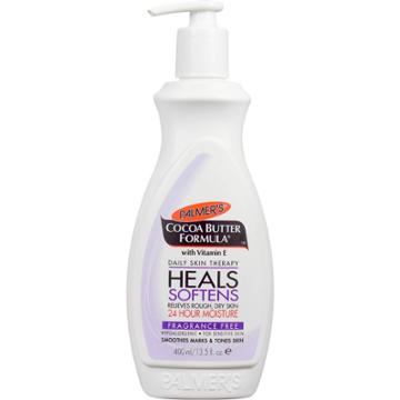 Palmers Cocoa Butter Formula Fragrance Free Body Lotion