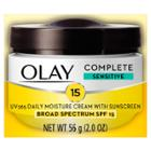 Olay Complete All Day Moisture Cream Sensitive Skin -