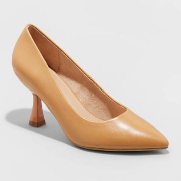 Women's Francesca Heels - A New Day Tan