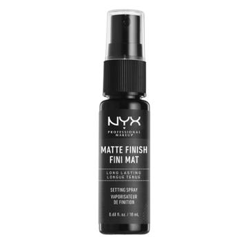 Nyx Professional Makeup Mini Matte Setting Spray