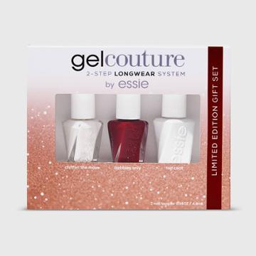 Essie Gel Couture Mini Nail Polish Gift