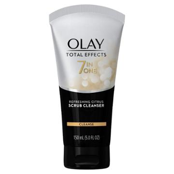 Target Olay Total Effects Refreshing Citrus Scrub Face Cleanser