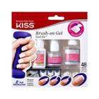 Kiss Nails Kiss 7 Ct False Nails Off-white Durable