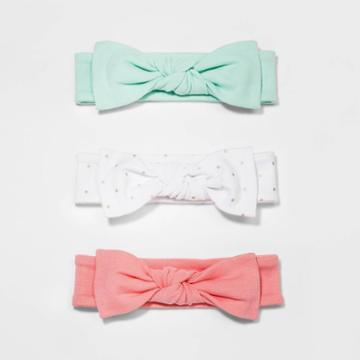 Baby Girls' Floral Fields 3pk Headbands - Cloud Island
