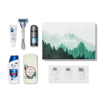 Target Beauty Box - June - Men's,