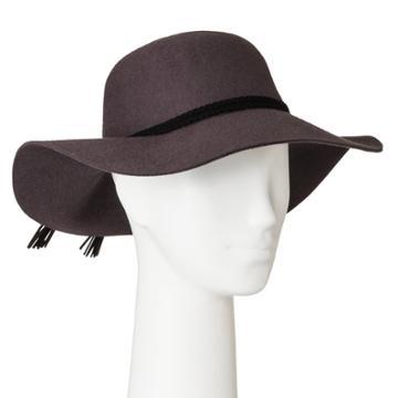 Merona Women's Floppy Hat Grey -
