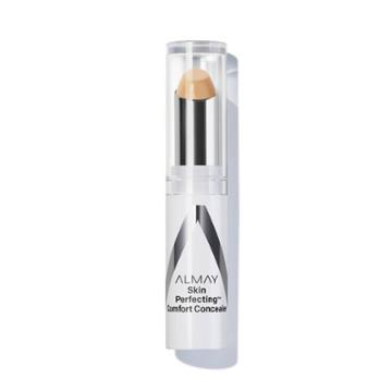 Almay Skin Perfecting Comfort Concealer 180 Medium/tan - .11 Fl Oz