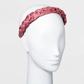 Braid Headband - A New Day Rose Pink