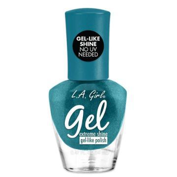 L.a. Girl Gel Nail Polish Bayside
