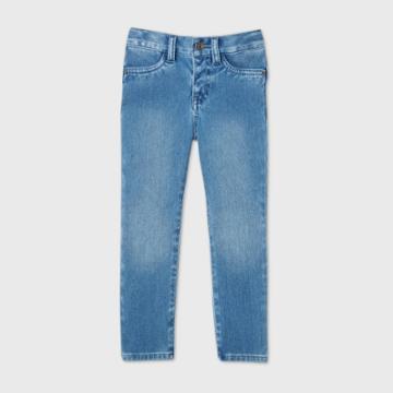 Toddler Girls' Skinny Jeans - Cat & Jack Medium Wash 12m,