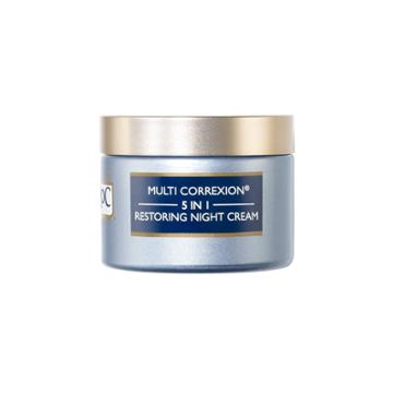 Unscented Roc Multi Correxion 5 In 1 Anti-aging Facial Night Cream - 1.7oz, Adult Unisex