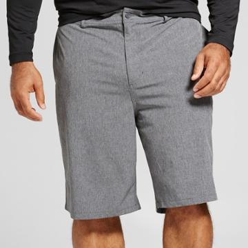 Men's Big & Tall Rotary Hybrid Shorts 10.5 - Goodfellow & Co Black 58,