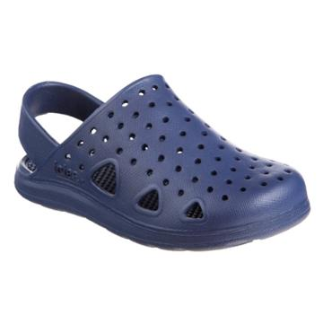 Toddler's Totes Solbounce Pull-on Apparel Sandals - Navy