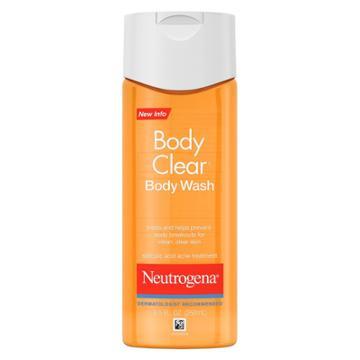 Neutrogena Body Clear Acne Body Wash With Glycerin
