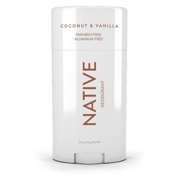 Native Coconut & Vanilla Deodorant - 2.65oz, Women's