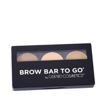 Gerard Cosmetics Brow Bar To Go Blonde To Brunette