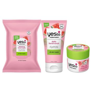 Yes To Refreshing Watermelon Skincare