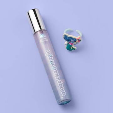 More Than Magic Scented Glitter Rollerball Lemonade Berry Bliss - 0.34 Fl Oz - More Than
