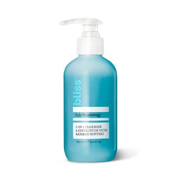 Bliss Fab Foaming Oil-free Gel Cleanser