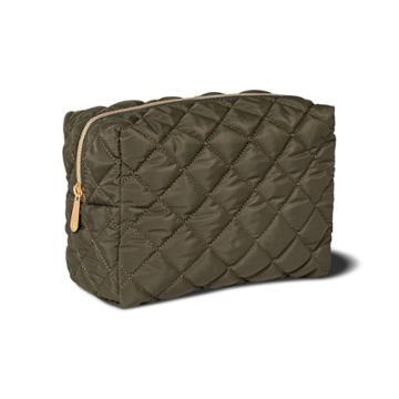 Sonia Kashuk Loaf Bag - Green Quilt